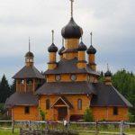 Церковь Иоана Крестителя в Дудутках