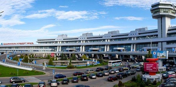 Встретим в Аэропорту Минск-2