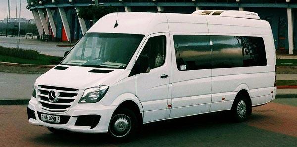 Удобные микроавтобусы
