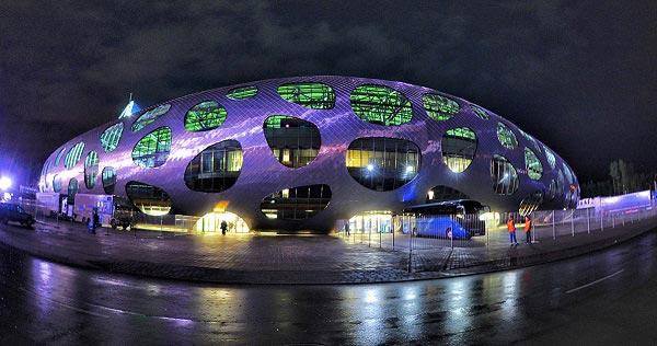 Стадион Борисов-Арена